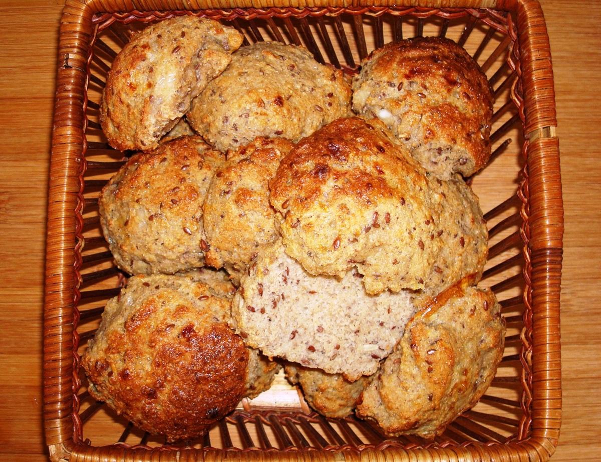 Koldhævet FODMAP venligt brød